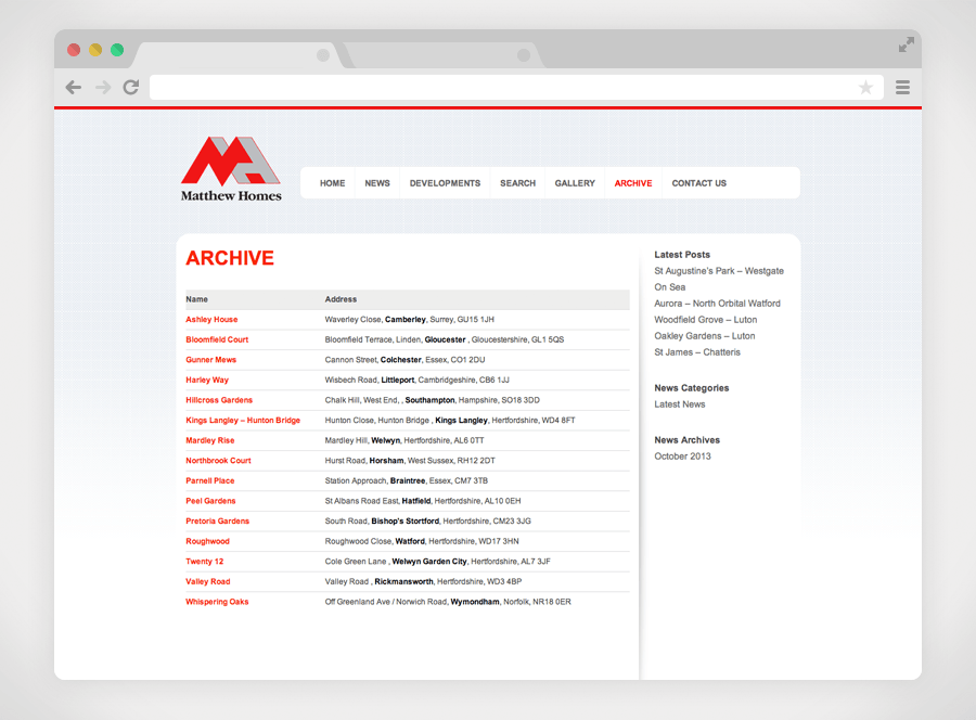 website-archive