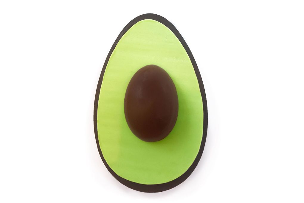Melt London's Avocado Egg