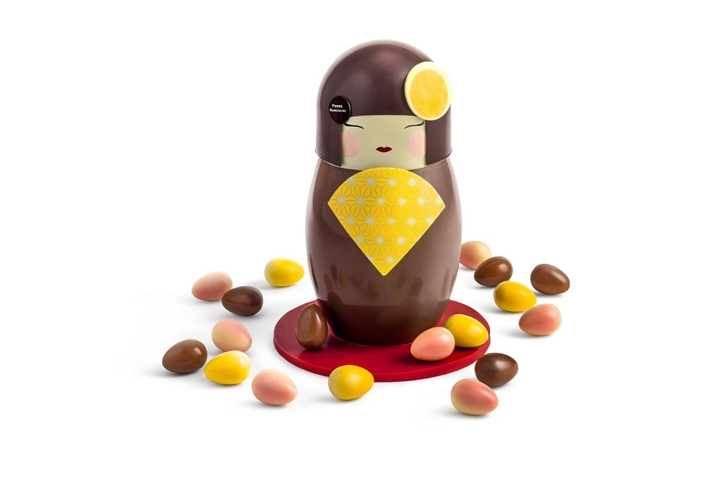 Pierre Marcolini's Easter Egg