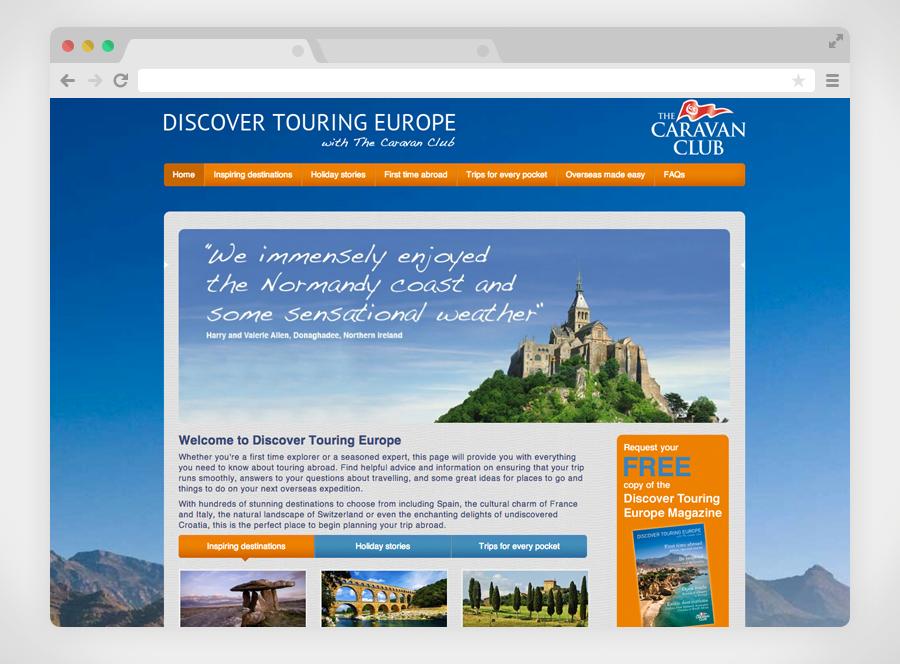 DTE-website