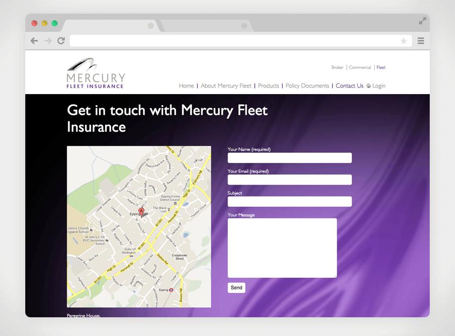mercury-contact